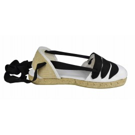 Espadrille Yute 3 strips